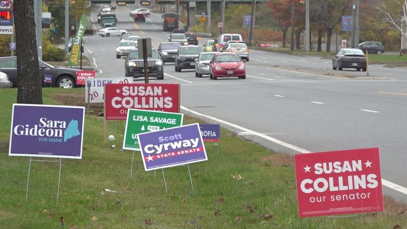 MaineDOT reminds community of rules for temporary signs