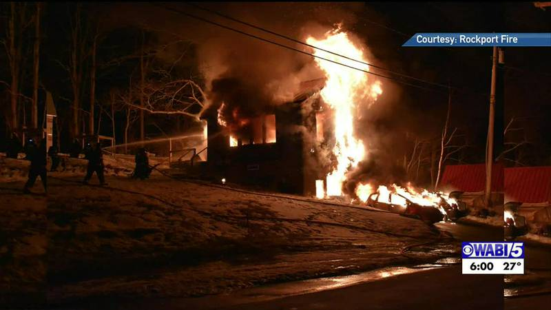 Camden fire claims life of 14-year-old Theodore Hedstrom.