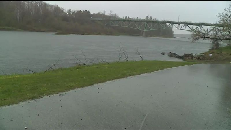 Paddlers will be able to race on the Aroostook river in Caribou on Saturday