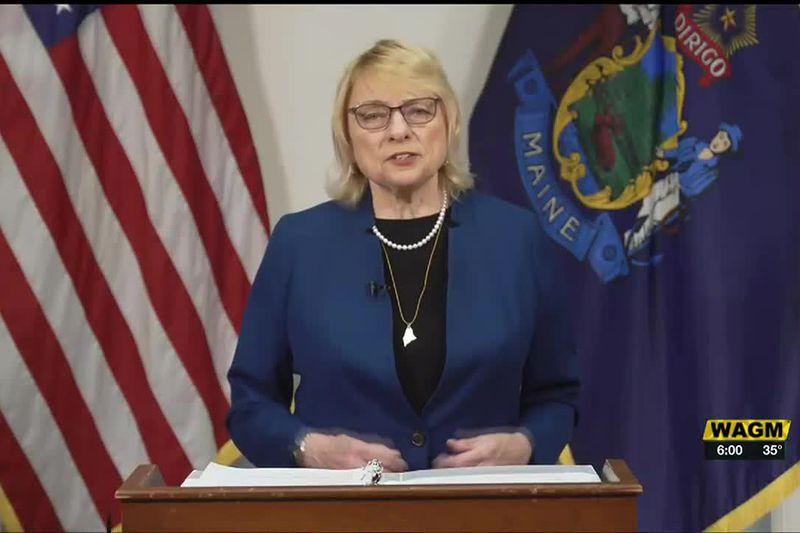 Gov. Mills Virtual State of the Budget Address