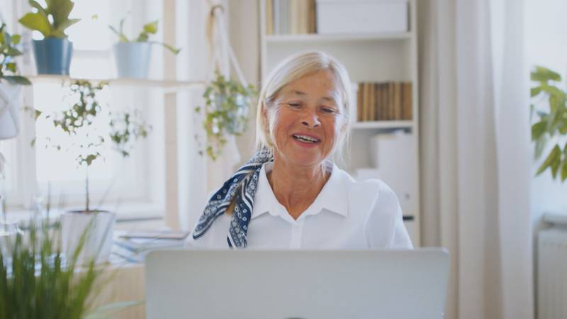 Programs offered through the Aroostook Agency on Aging provide an opportunity for the elderly...