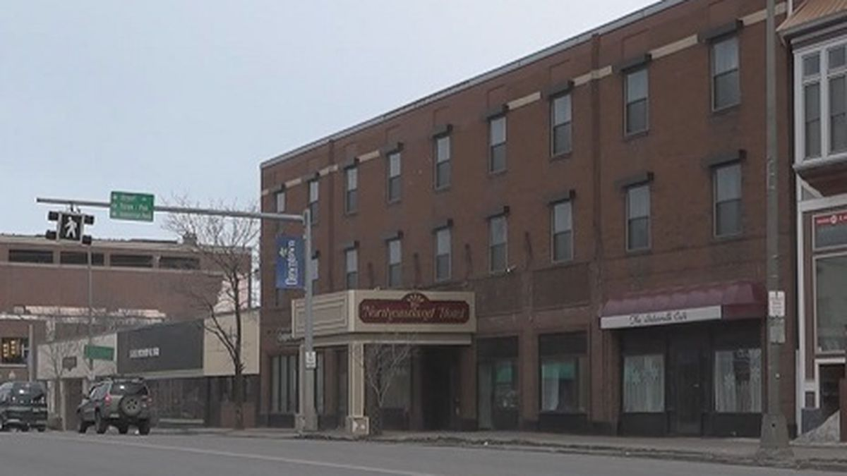 Be A Spark campaign brings promise to the revitalization of downtown Presque Isle.