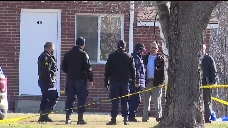 28 year old man killed in confrontation with police in Mars Hill