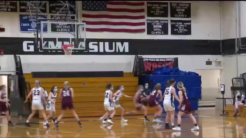 These are the high school sports highlights for 2/5/21.