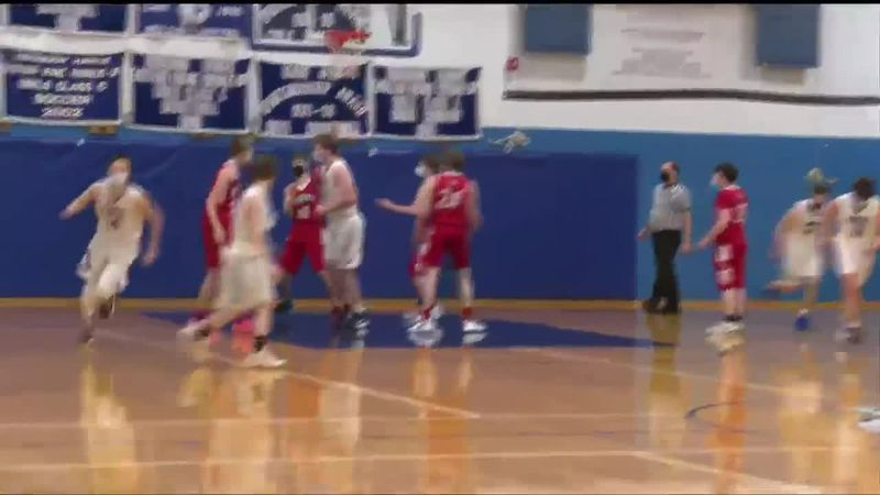 These are the high school sports highlights for 2/24/21.