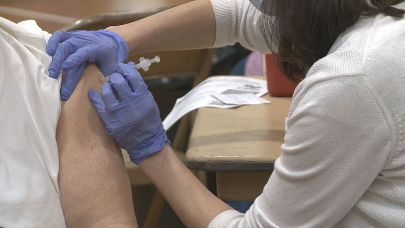 The announcement of changes to the state's multi-phase coronavirus vaccination plan likely...