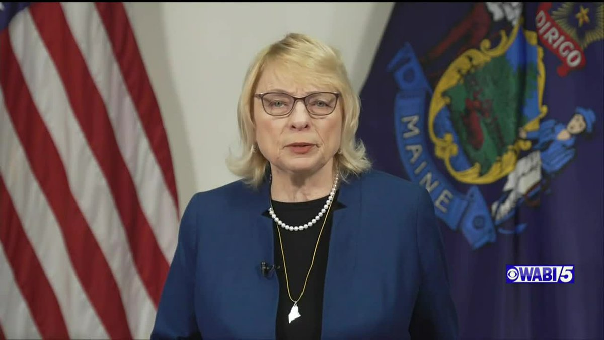 Governor Mills is announcing changes Thursday to the state's public health protocols during the...
