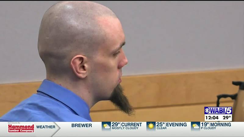 John De St. Croix argued against his life sentence Wednesday in Maine's highest court.