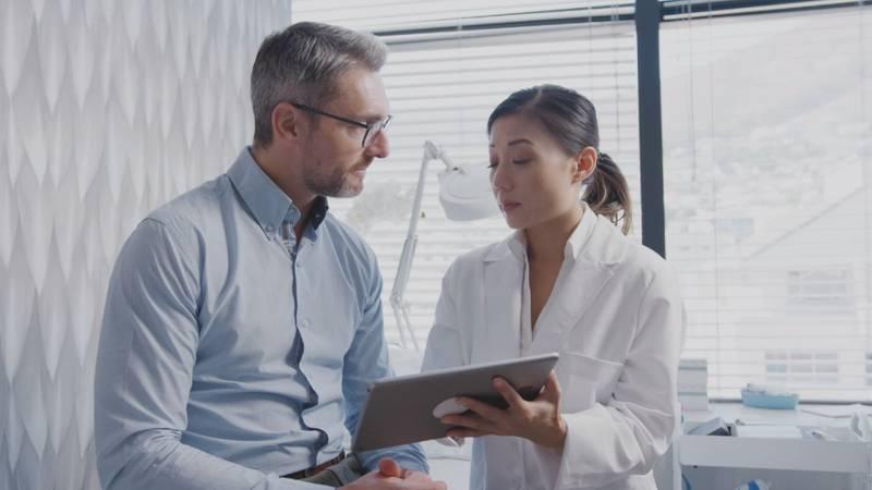 What is benign prostatic hyperplasia?