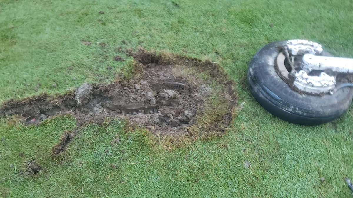 Police said that at about 7:45 p.m. the Gorham Country Club called to say a golfer found a...