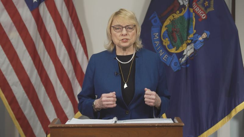 Gov. Janet Mills State of the Budget Address