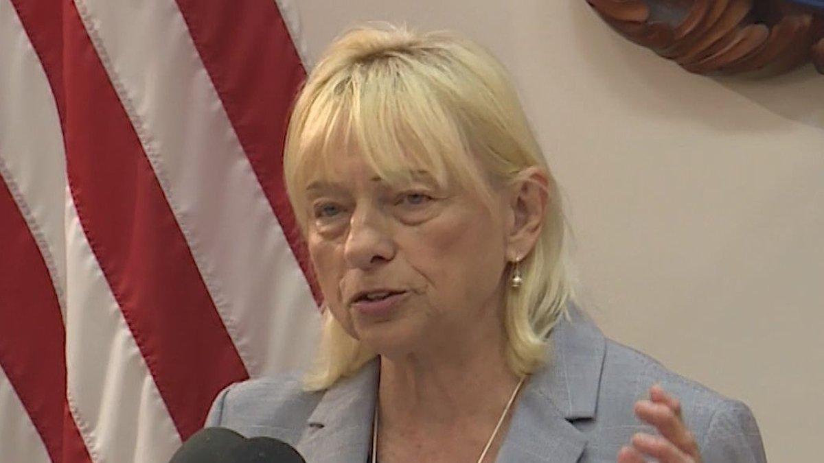 Gov. Janet Mills