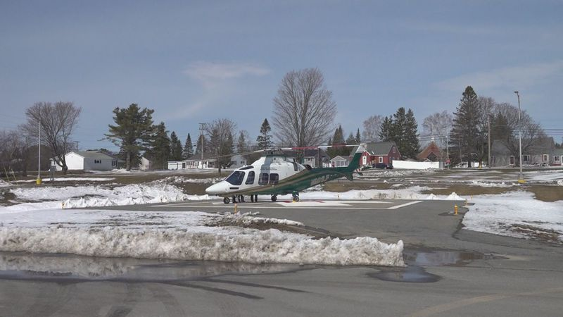 LifeFlight of Maine new helicopter