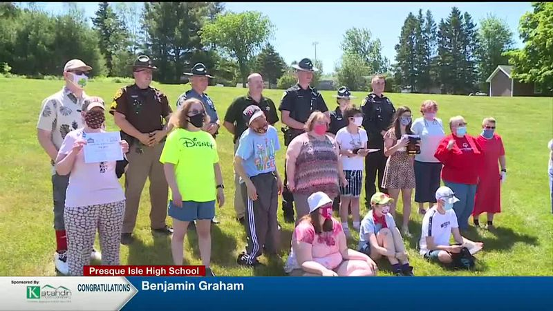 The Central Aroostook Association had several athletes compete in the Special Olympics Maine...