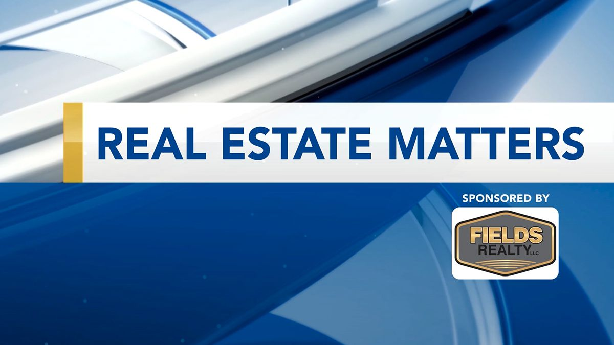 Real Estate Matters: