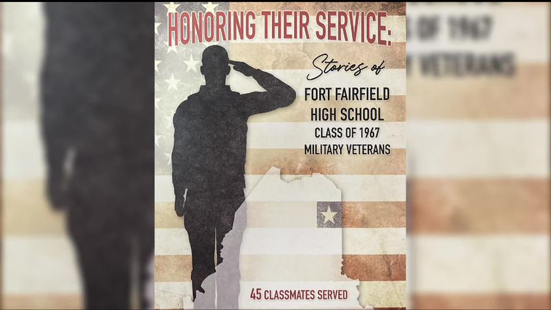 'Honoring Their Service' Book Cover