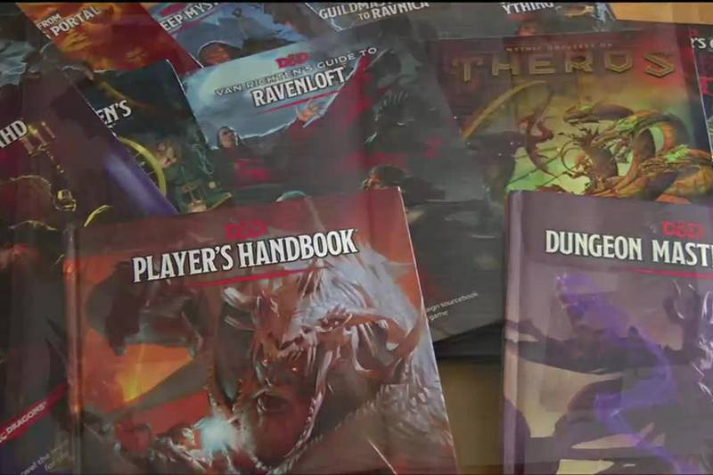 Tabletop Gaming is Alive and Well in Aroostook County
