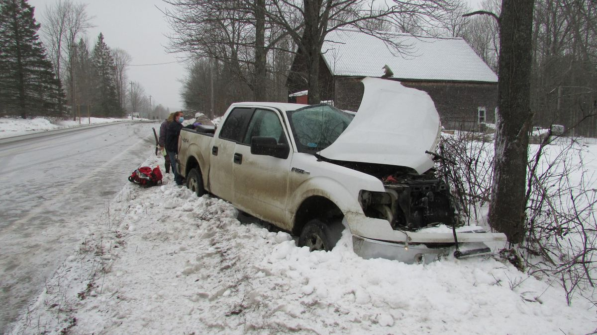 Maine State Police are investigating a fatal crash that occurred in Topsfield.