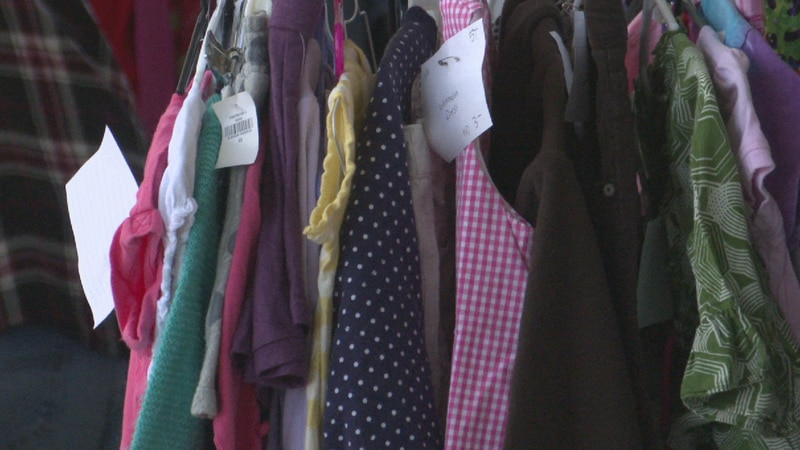 Community Closet provides clothes for people in Aroostook County.