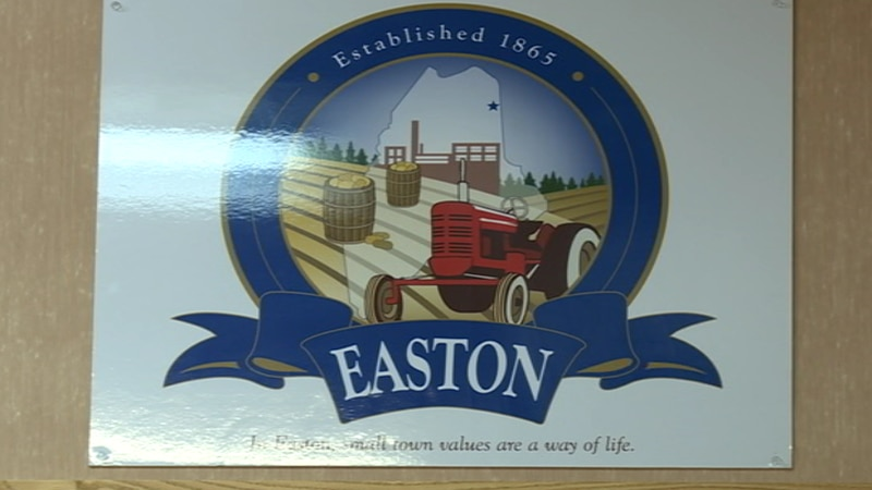 Voting information for Easton, ME