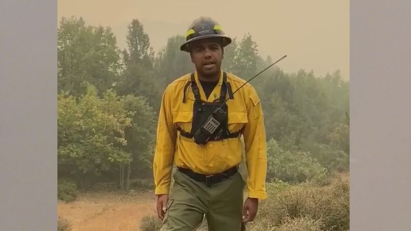 Maine Forest Rangers are constantly training so they're prepared when a wildfires occur.