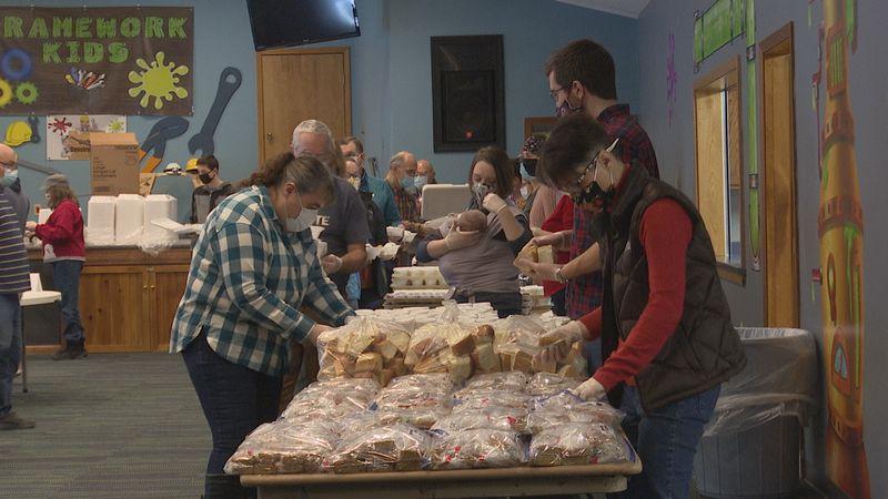 Framework Church Thanksgiving Dinner
