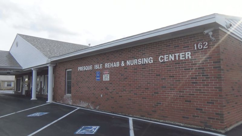 The Presque Isle Rehab & Nursing Center has reported a third resident has died from Covid-19.