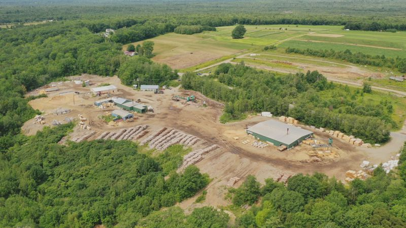 Katahdin Forest Products New Mill