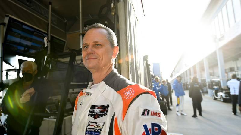 Jon Bennett talks about racing strategy