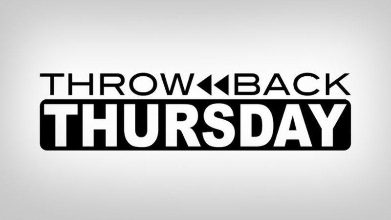 Throwback Thursday: November 15th