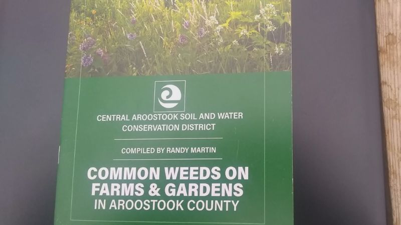 Two booklets soon available through the Central Aroostook Soil & Water Conservation District...