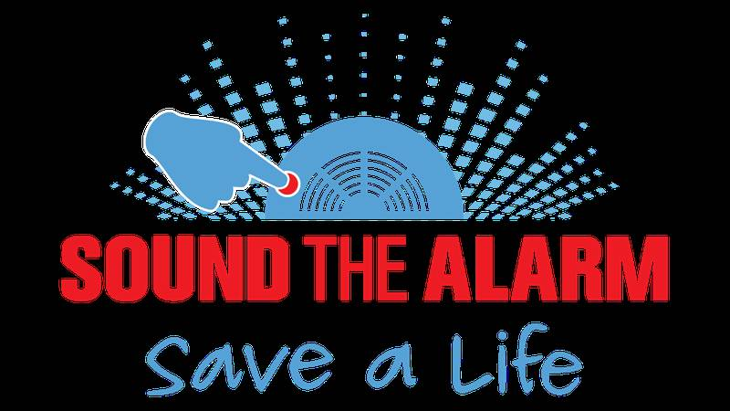 """Red Cross """"Sound the Alarm"""" Campaign"""