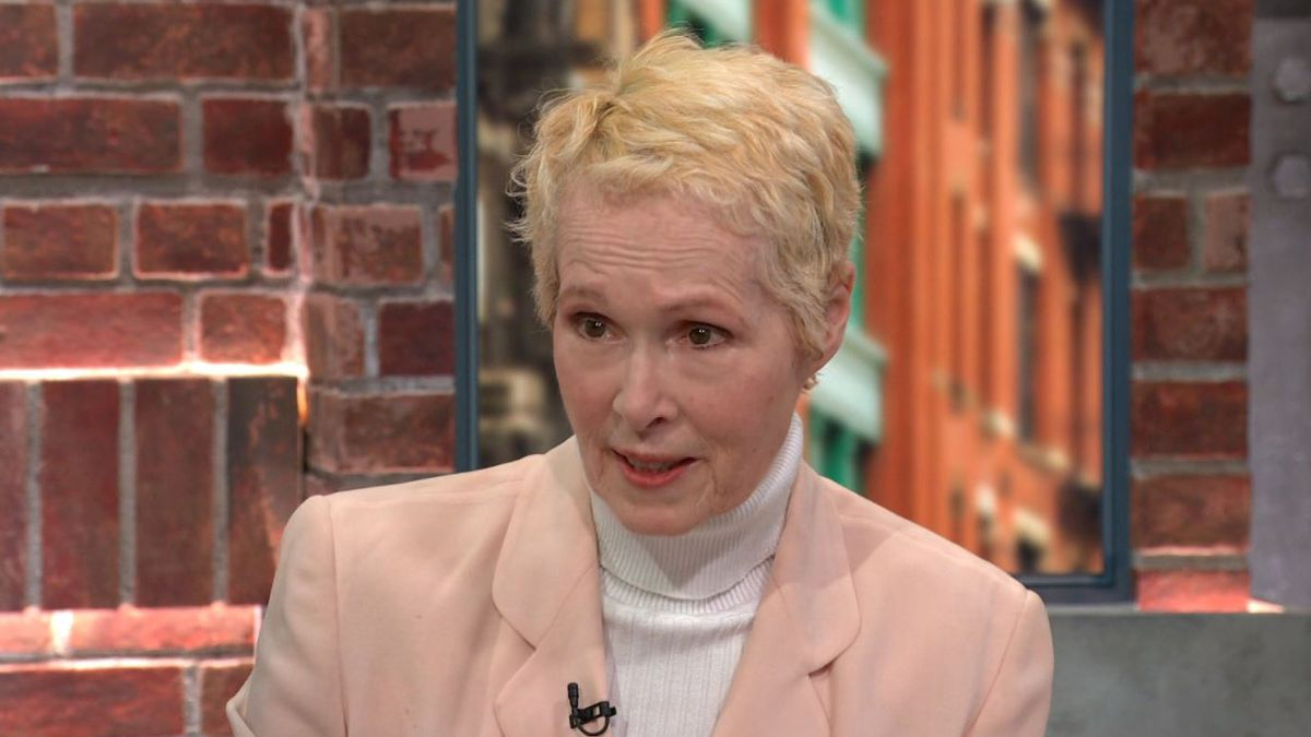 FILE – This image taken from file video shows columnist E. Jean Carroll.