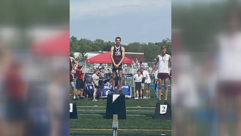 We meet several athletes who claimed State Championships.