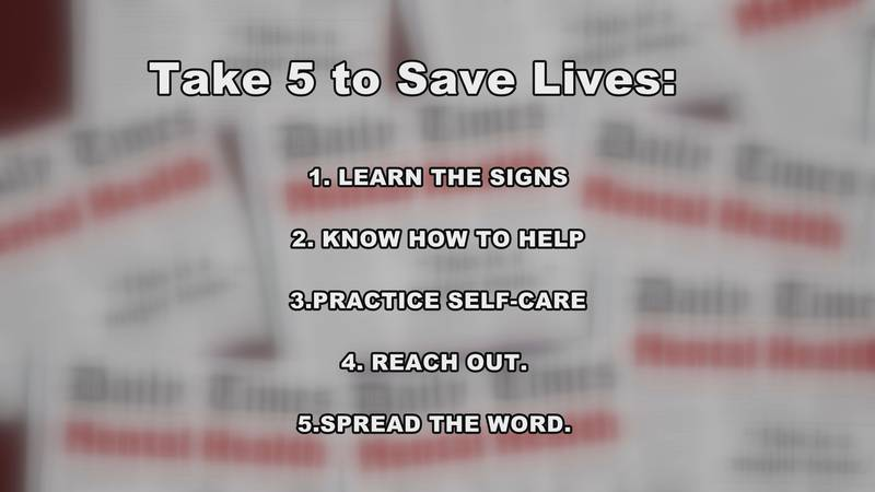 National Suicide Prevention week is September 5th through September 11th in the United States.
