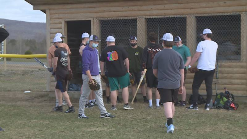 The SAHS Warriors are allowing two Houlton baseball players to continue to play the sport they...