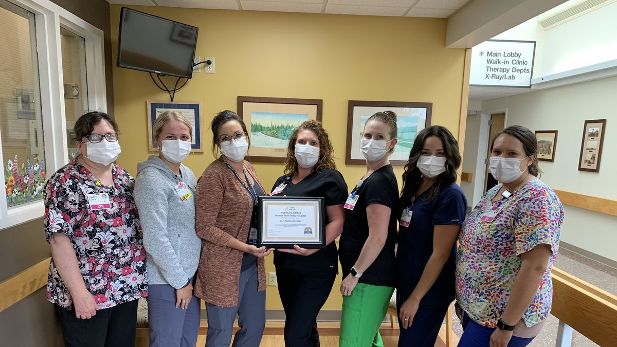 National Safe Sleep Hospital Certification Program Recognizes Cary Medical Center