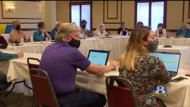 Maine Municipal Association Holds Strategic Planning Meeting