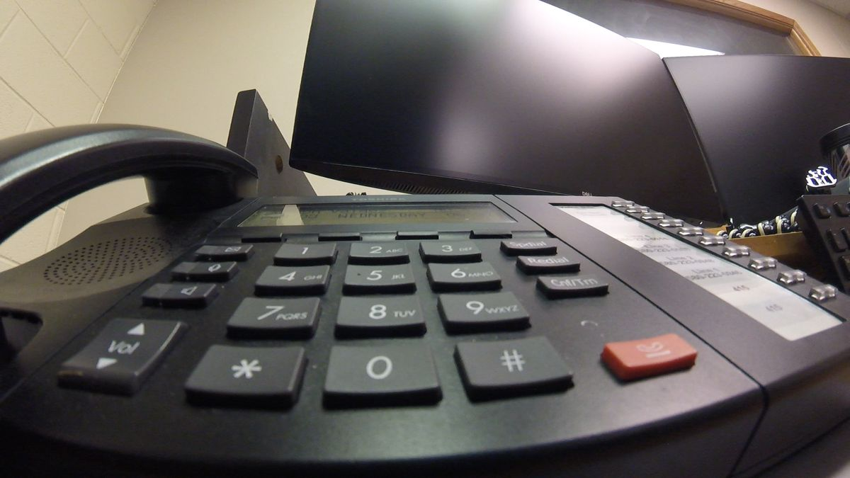 The Maine CDC has launched a dedicated hot line to call for help..