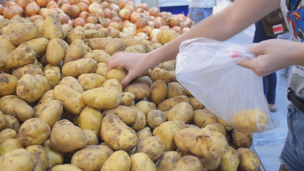 Retail potato sales help offset losses