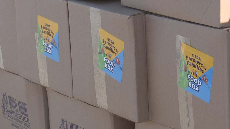 Farmers to Families Food Boxes Discontinued