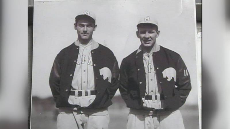 Two baseball players from the County competed in 1936 Olympics.  Here is a story that I ran in...