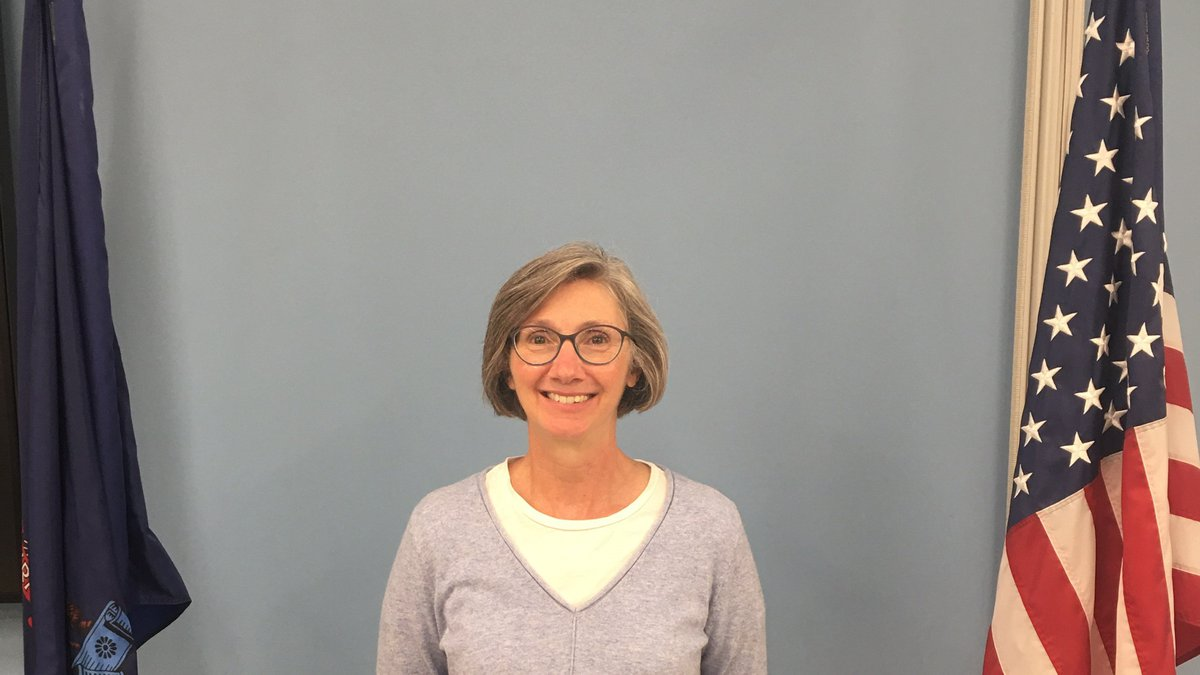 Vaccination Sweepstakes Winner Kay Spofford