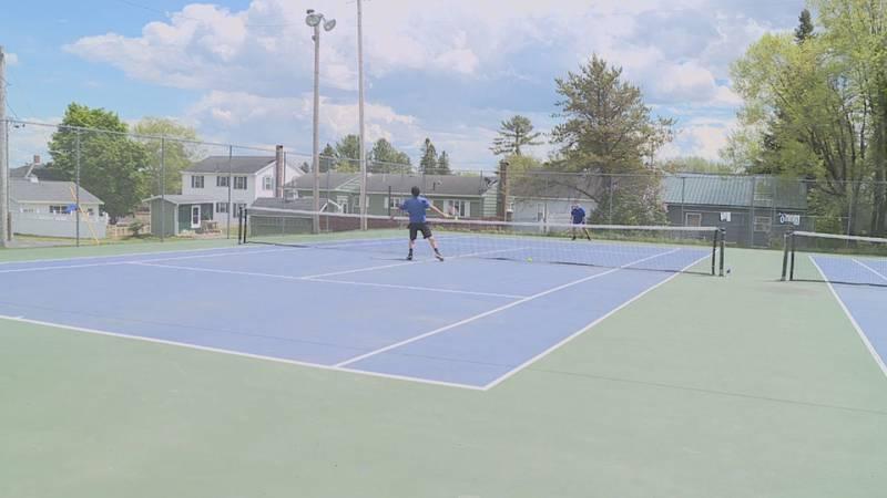 Van Buren boys and Caribou girls will play for Northern Regional tennis titles this week.