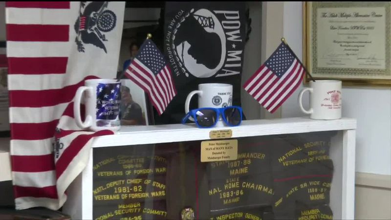 Flag Day was celebrated in Aroostook County.
