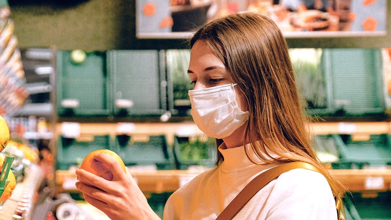 The state has changed it's regulations for wearing masks both inside and out, this...