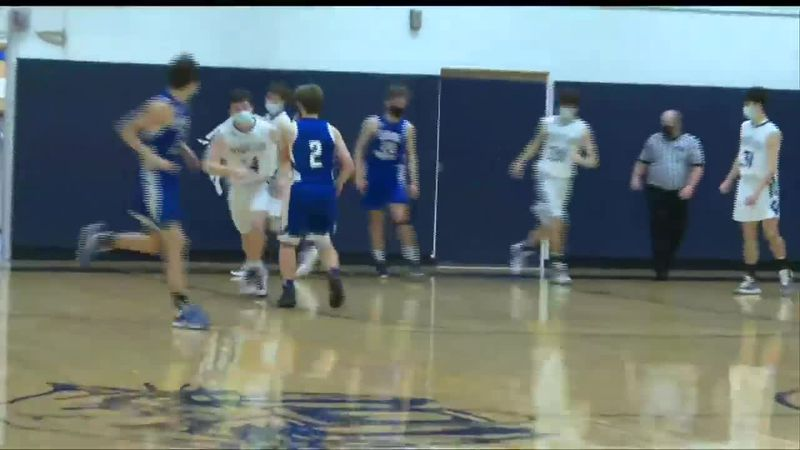 These are the high school sports highlights for 2/23/21.