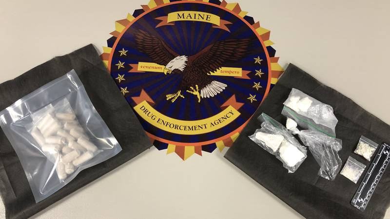 A Winthrop Man is facing several charges after a drug seizure.