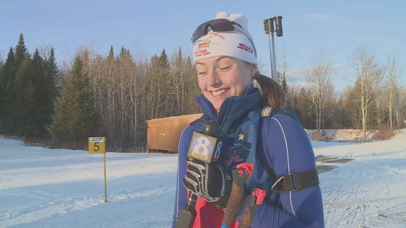 Hannah Chipman prepares for World Stage