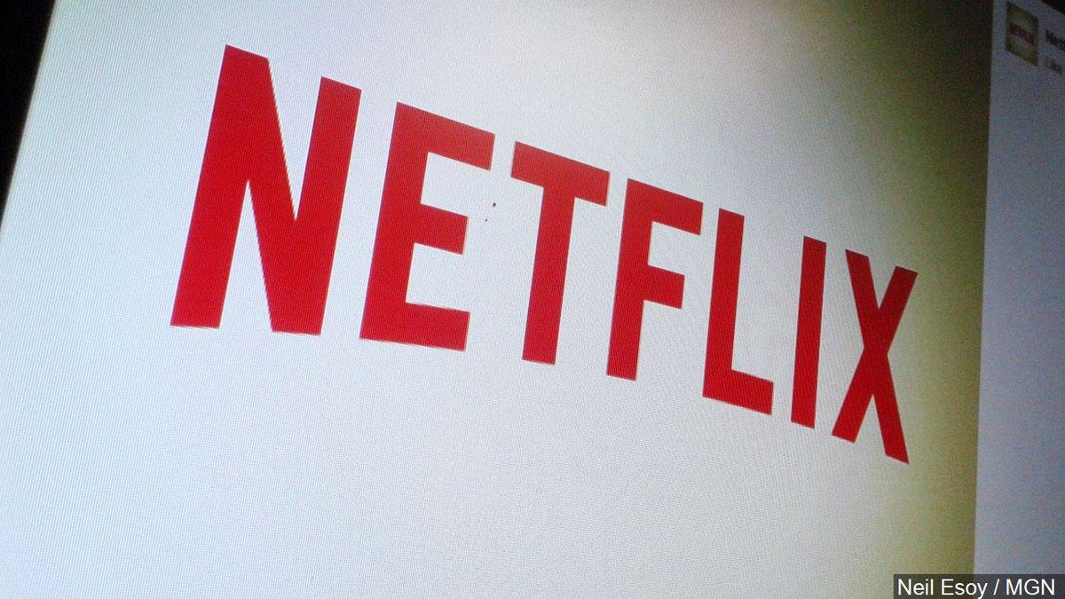 Netflix logo, Photo Date: April 19, 2016